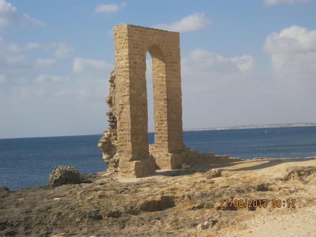 Vacances d'été 2013 à Mahdia,Tunisie