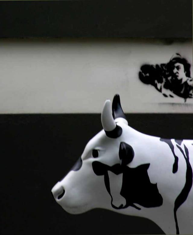 Vach'art cow parade