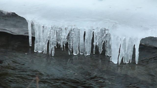 vague de froid  février 2012