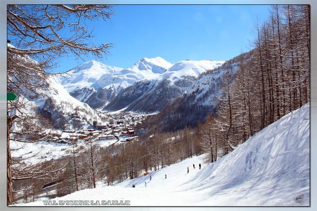 Val d'Isère - la Daille