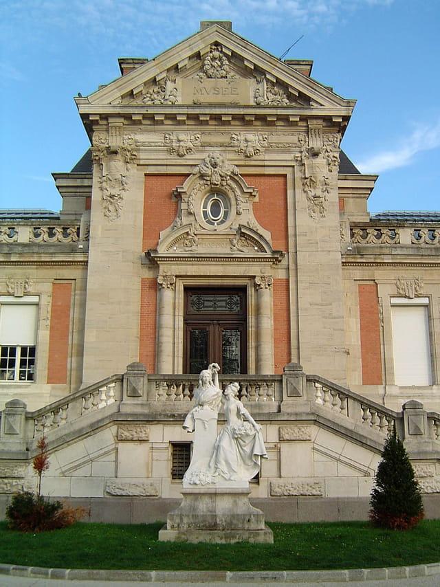 Valenciennes - musée des beaux arts