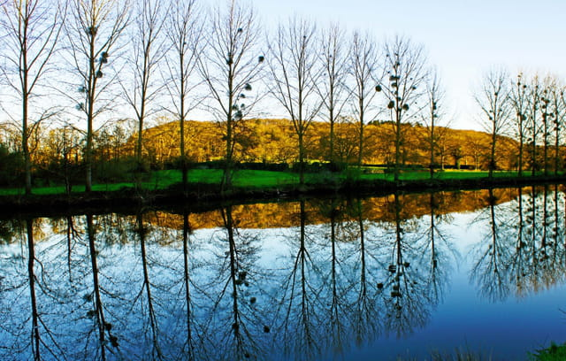 Vallée de la Vilaine, ballade du jour 2.