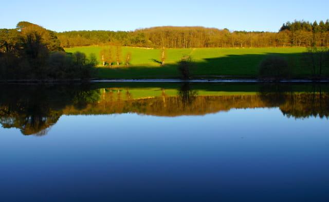 Vallée de la Vilaine, journée féerique...