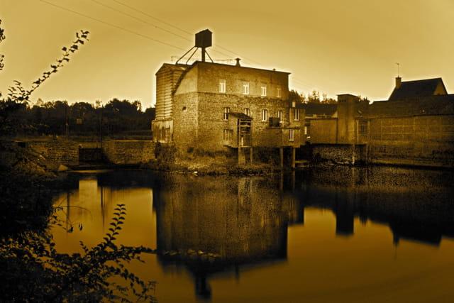 Vallée de la Vilaine, Moulin de mon meunier...