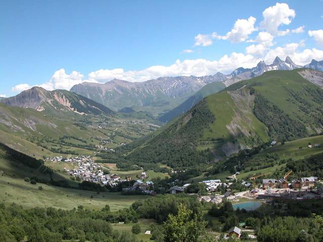 Vallée des Arves