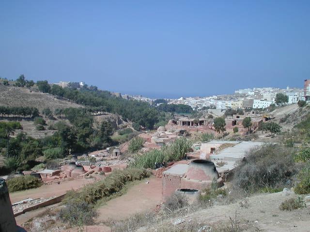 Vallée des potiers