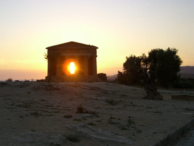 Vallée des temples