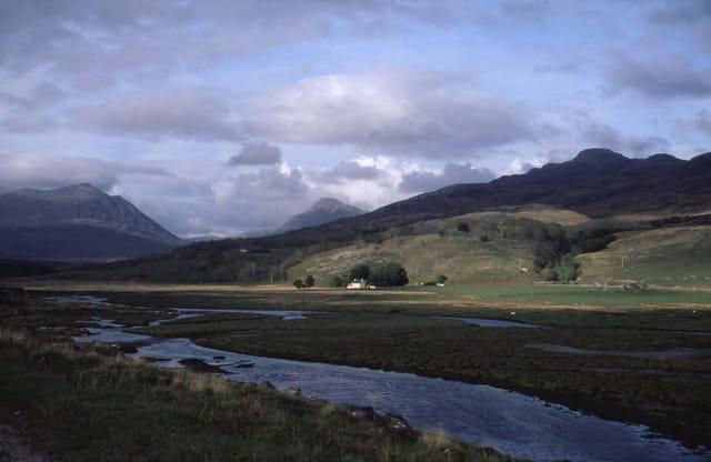 Vallée écossaise