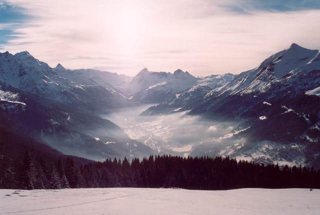 Vallée Montblanc