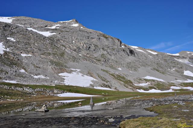 Vallon du col de la Vanoise