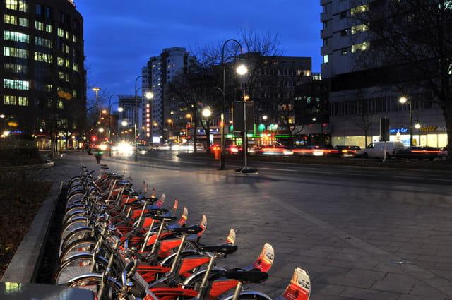 Vélib à Berlin