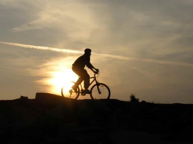 Vélo by night