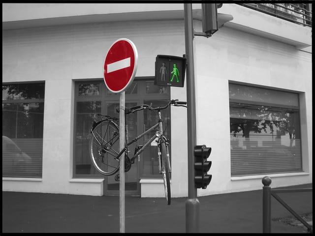 Vélo volant