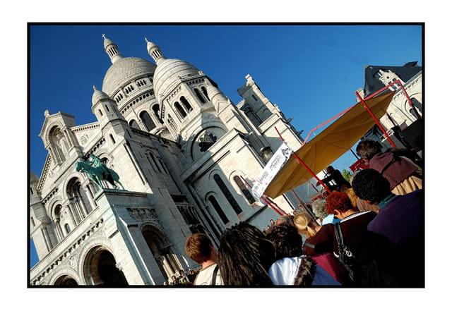 Vendanges sur Montmartre