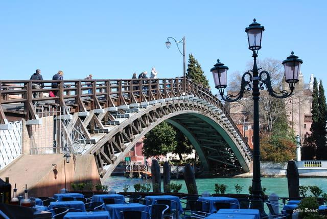 Venezia per voi...ponte dell'accadémia