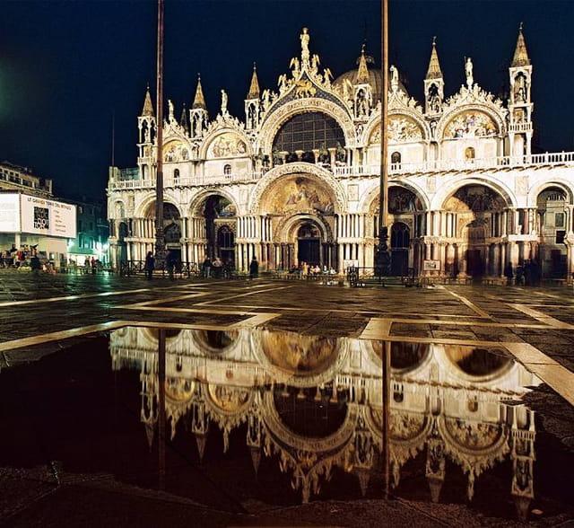Venise. basilique st.-marc