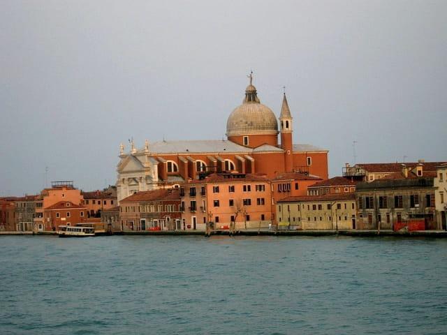 Venise-la lagune
