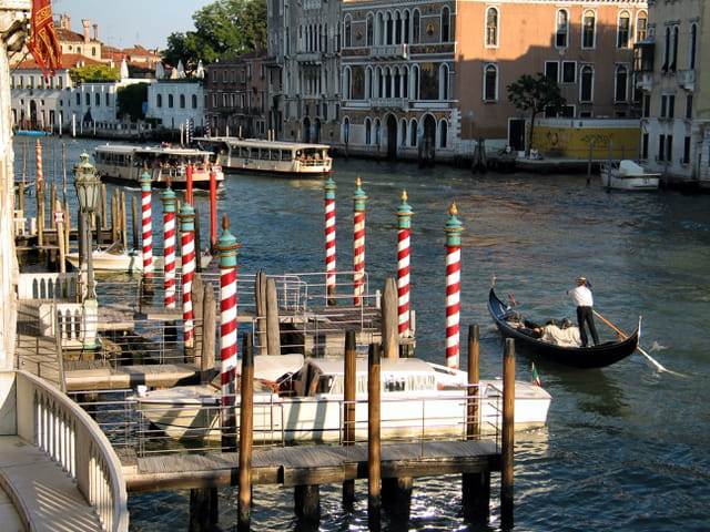 Venise Le Grand Canal