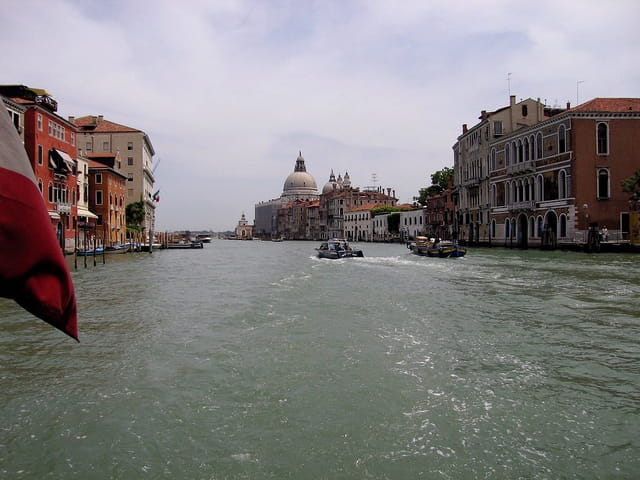 Venise-le grand canal