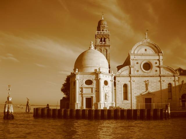 Venise Sepia