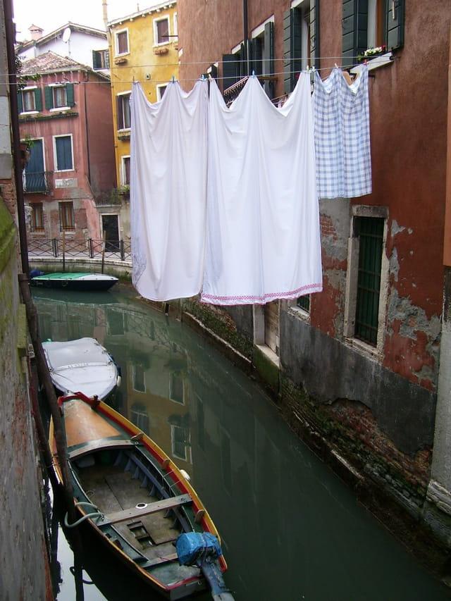 Venise sur l'eau