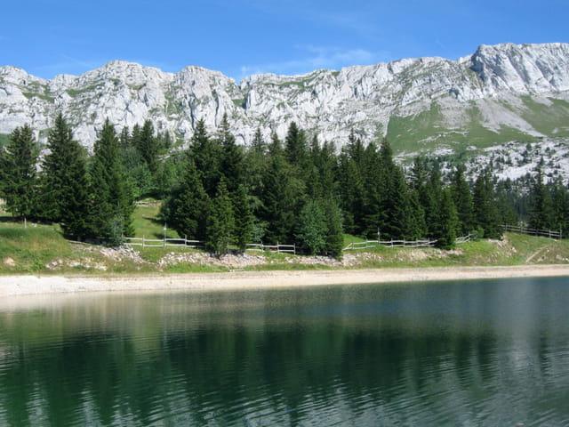 Lac du Pré