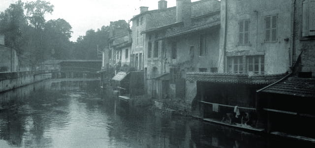 Verdun - lavoir
