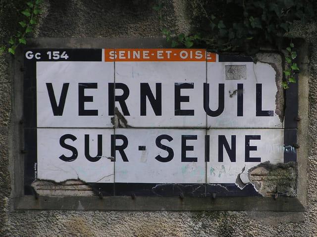 Verneuil seine et oise