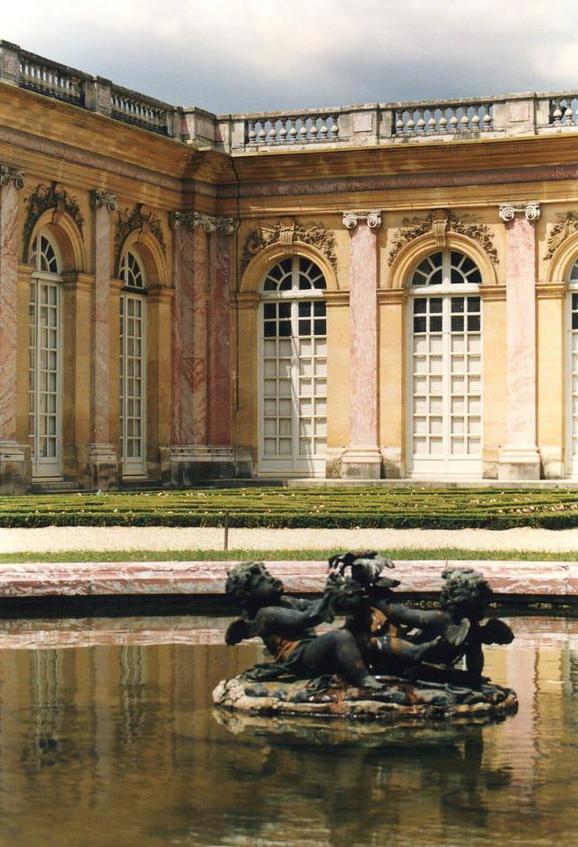 Versailles, le Trianon