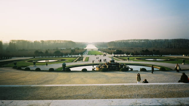 Versailles les jardins