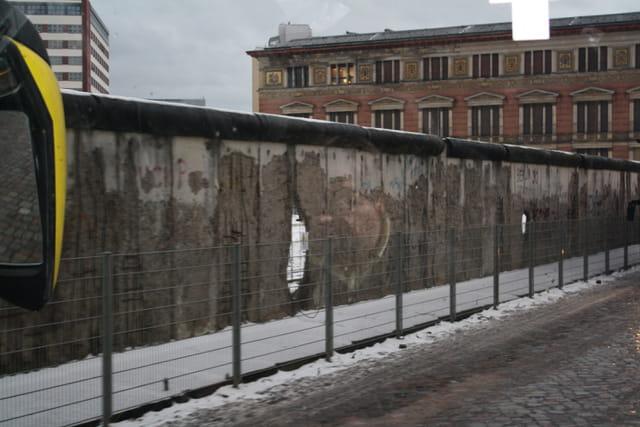 Vestige du mur