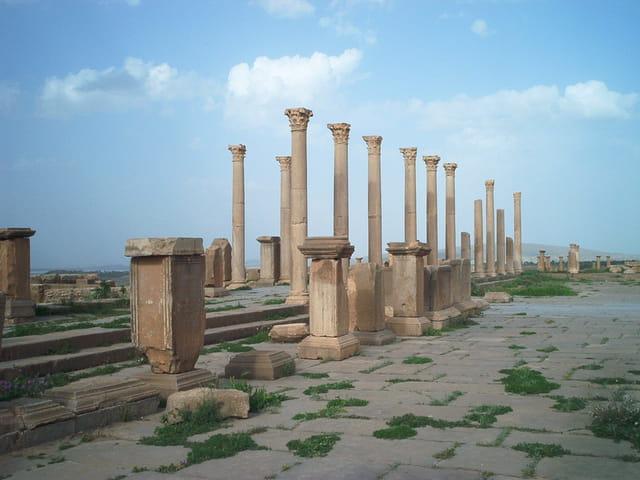 Vestiges romaines