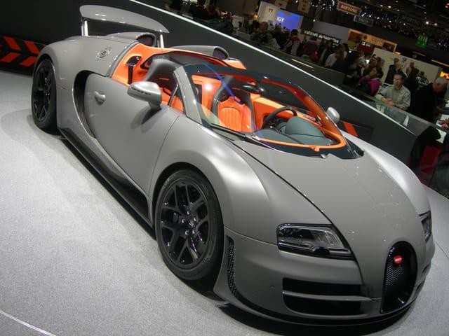Veyron Vitesse