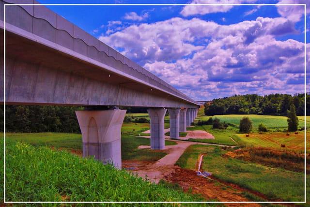 Viaduc de La Boëme - VIA 2077