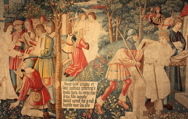 Vie de St Gervais et St Protais