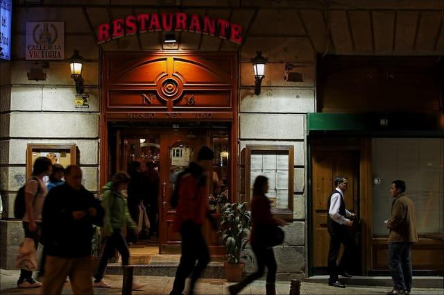 Vie nocturne Madrid