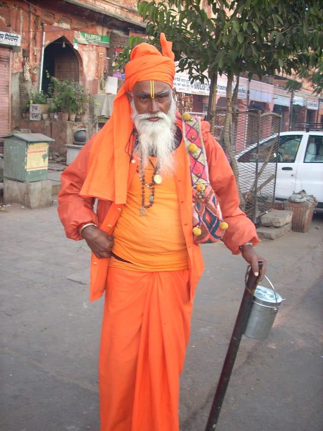 Vieil Indien