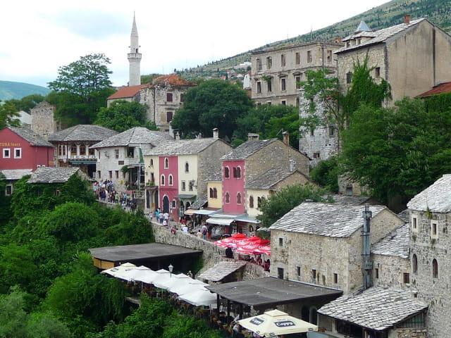 Vieille ville de Mostar