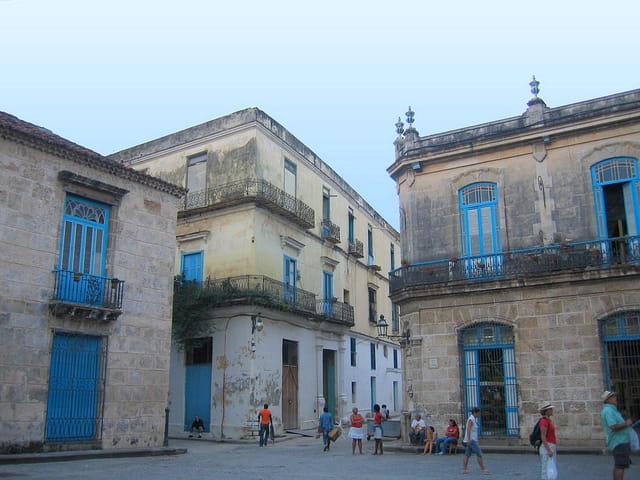 Vieille ville (La Havane)