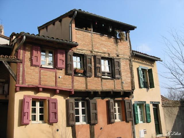Vielles maisons