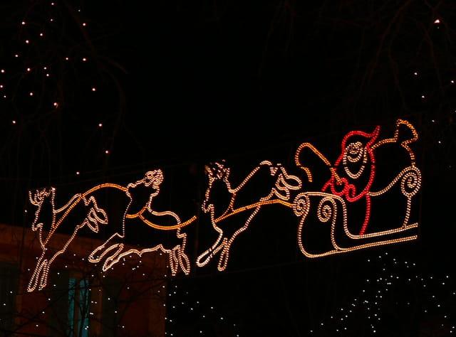 Viens Père Noël!