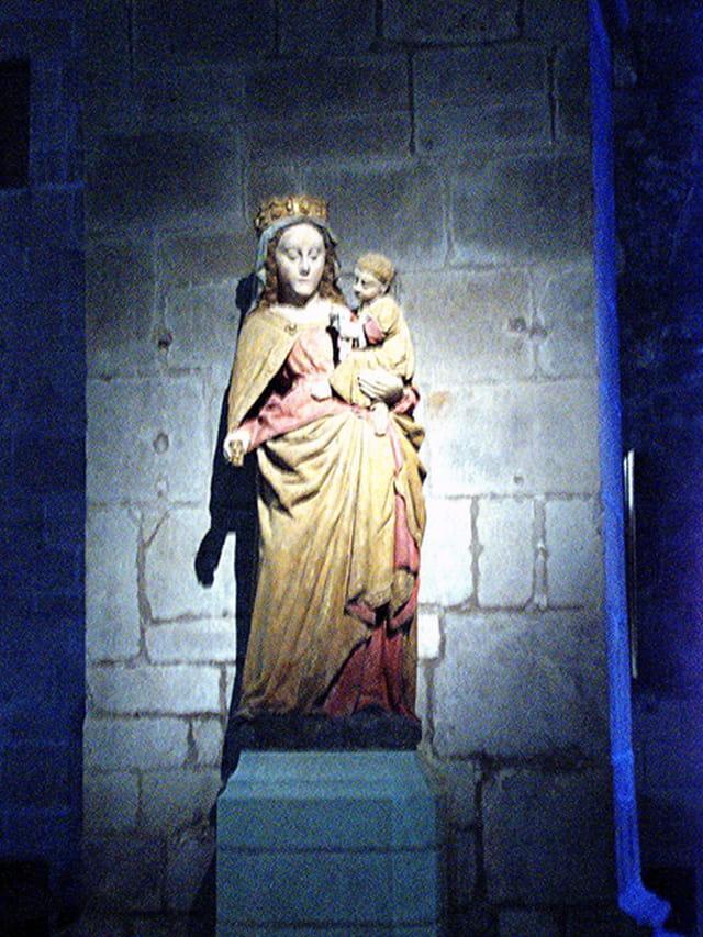 Vierge des remparts