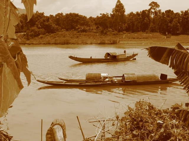Vietnam la rivière des parfums