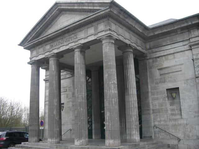 Vieux palais de justice