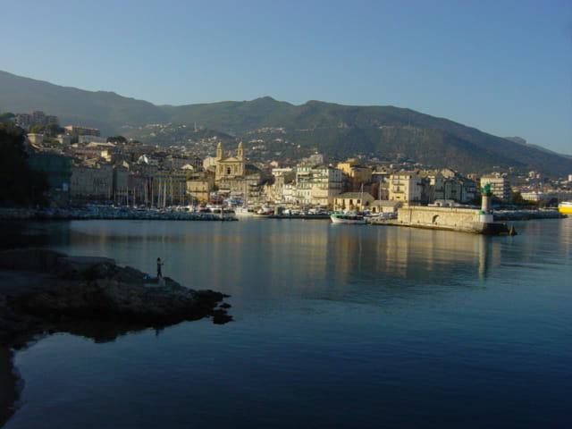 Vieux port de bastia par marie christine martelli sur l - Vieux port bastia ...