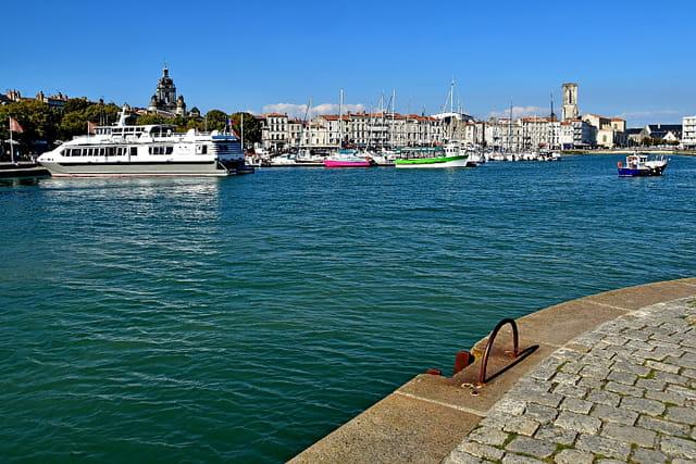 Vieux-port, La Rochelle