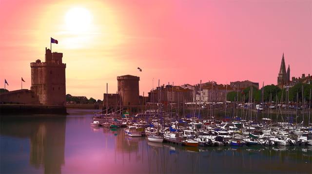 Vieux port de la La Rochelle