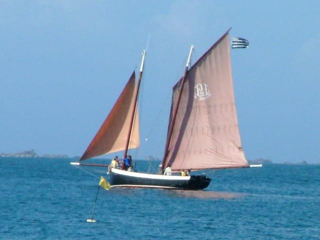 Vieux pt'it bateau