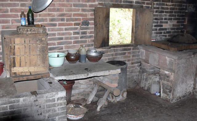 vieux quartiers - cuisine