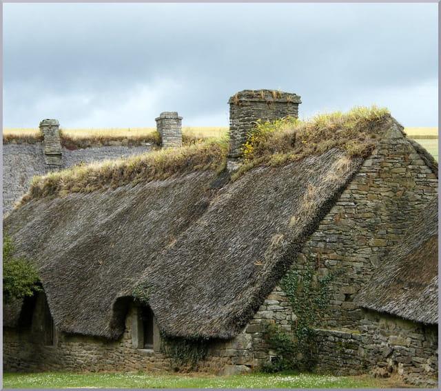 Vieux village du 16ème